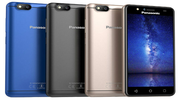 Panasonic P90 with a 5 inch display, 4G launched in India for Rs 5599