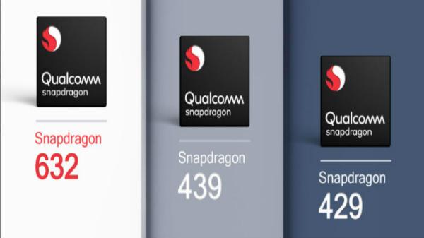 Qualcomm announces Snapdragon 632, 439, 429 mid-range Mobile Solution