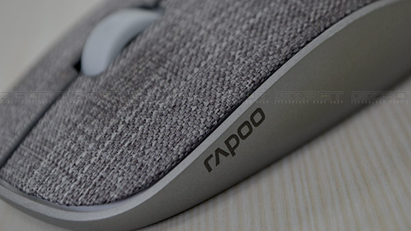 Rapoo 3510 Plus 2.4G Fabric Wireless Optical Mouse review