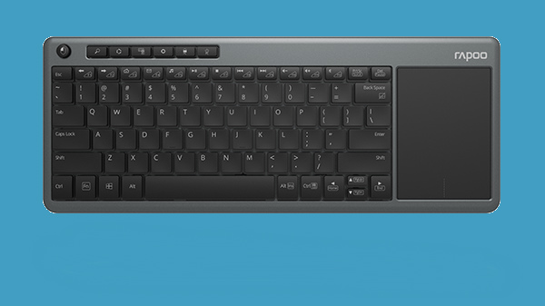 Rapoo India unveils the K2600 Wireless Touch Keyboard