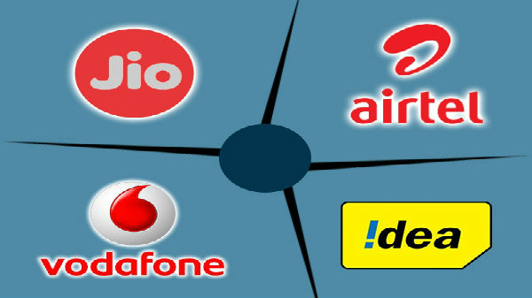 Reliance Jio vs Airtel vs Vodafone vs Idea: 3GB data plans compared