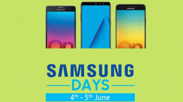 Samsung Days offer heavy discount on Galaxy Note 8, A6 Plus, On7 Pro