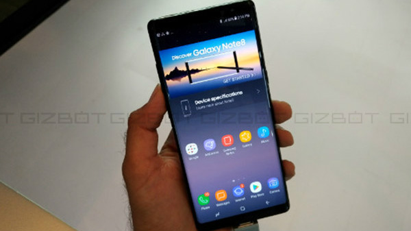 Samsung Galaxy Note 9 likely delayed by two weeks