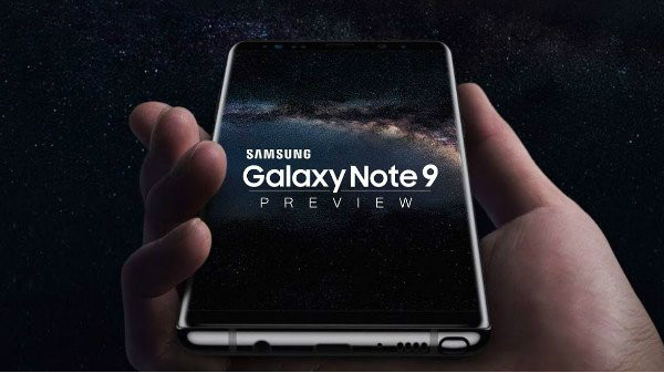 Samsung Galaxy Note9 to launch on the 9th of August 2018