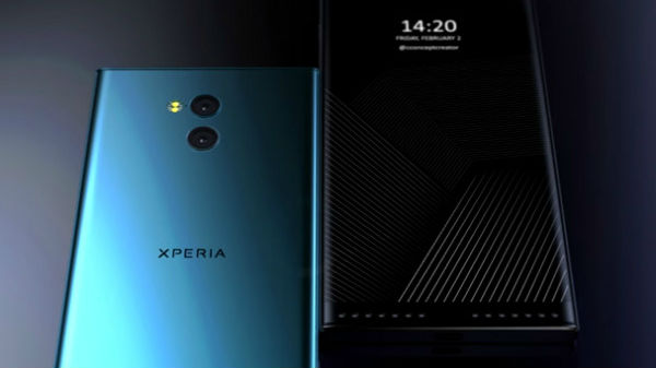 Sony Xperia XZ3 leaked images hints dual-camera setup along with 18:9