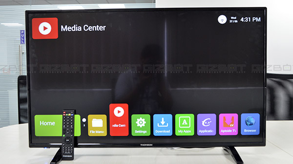 Thomson 43TH6000 Smart TV review: A decent offering
