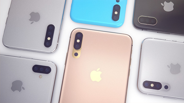 Apple iPhone X Plus predicted to launch with triple rear camera