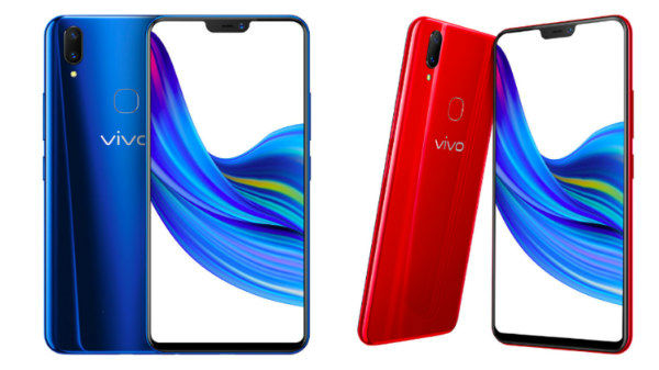 Vivo Notch Screen smartphones to buy in India