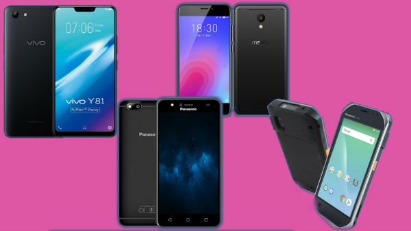 Week 25, 2018 launch round-up: OPPO Find X, Vivo Y81, Meizu M6, Panasonic P90 and more