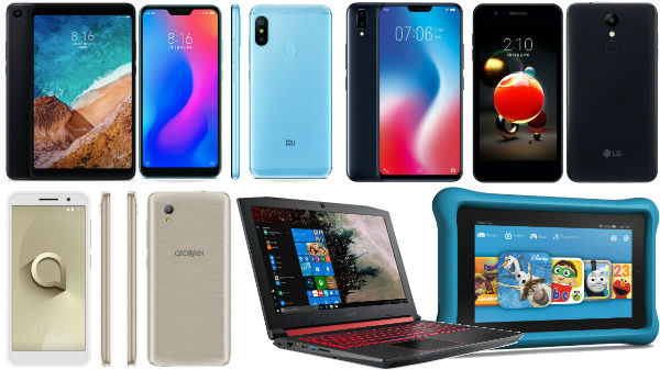 Week 26, 2018 launch round-up: Vivo V9, Galaxy J6, J8, LG X2 and more