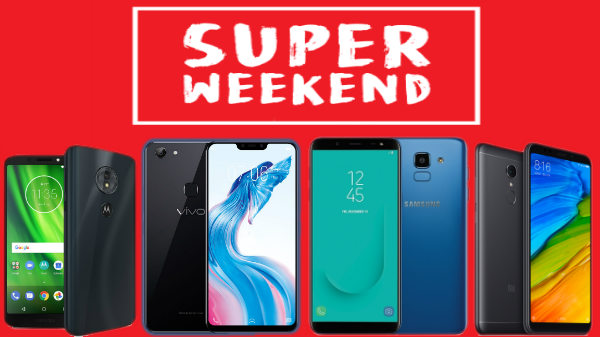Offers on Budget smartphones: Redmi Note 5, Moto G6 Play and more