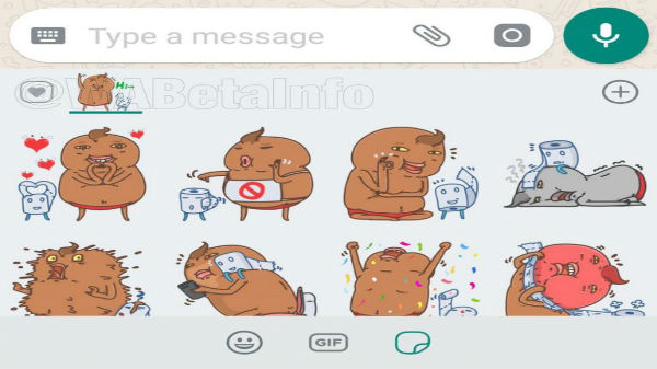 WhatsApp for Android gets Sticker Reactions feature