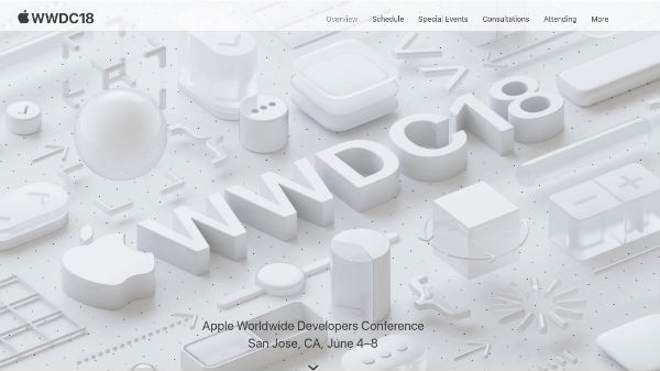 Apple World Wide Developers Conference 2018: Watch live-streaming