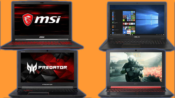 Best Gaming laptops with Windows 10 OS to buy in India