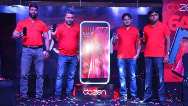Lephone launches a new smartphone brand with Dazen 6A