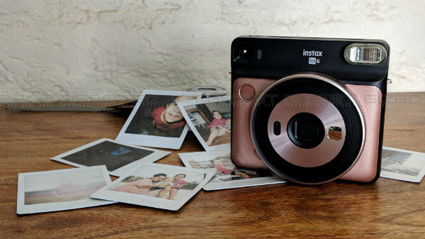 Fujifilm Instax Square SQ6 Instant camera Review