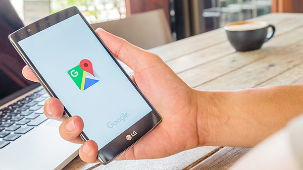 Google Maps started receiving new Material Design on Android devices
