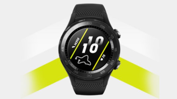 Huawei Watch 2 launched with 4G eSIM support, built-in GPS and more