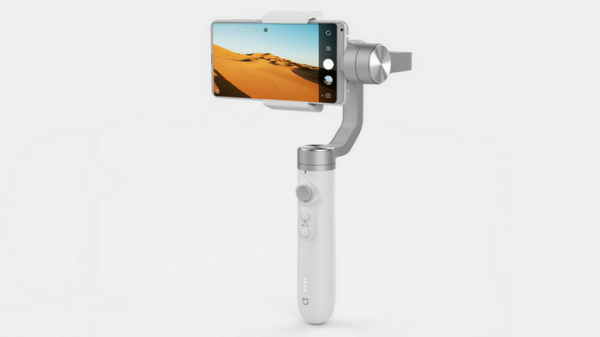 Xiaomi launches a 3-axis smartphone gimbal for Rs 6300