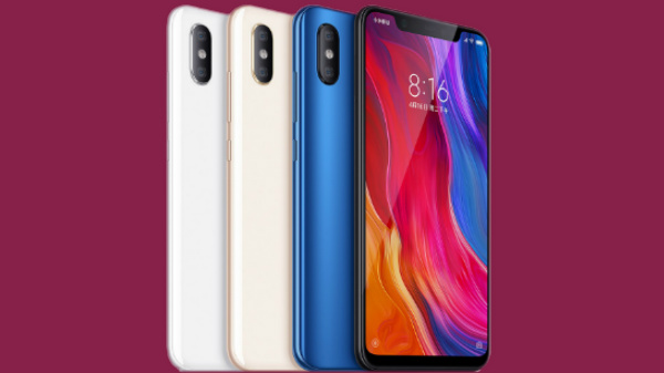 Xiaomi Mi 8 vs these smartphones with high-end specs