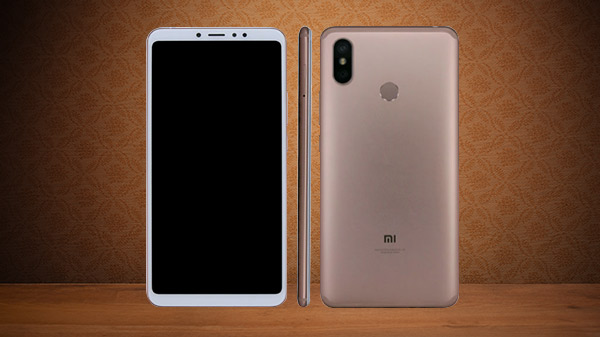Xiaomi Mi Max 3 Live Images Leaked Online With An Iphone X Like Camera Gizbot News