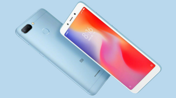 Xiaomi Redmi 6 and Redmi 6A announced: Price, specifications and more
