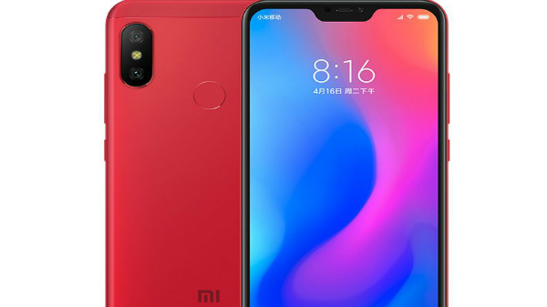 Xiaomi Redmi 6 Pro official pricing revealed, will cost Rs 9999