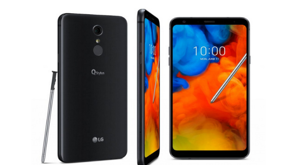 LG Q Stylus+, Q Stylus, and Q Stylus α with an 18:9 display announced