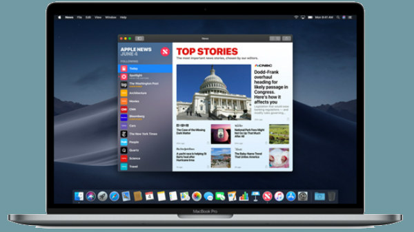 Apple WWDC18: macOS Mojave with new App Store announced