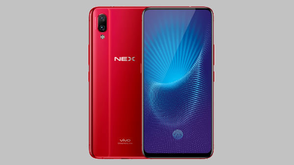 Vivo NEX S leaked ahead of official launch with in-display fingerprint
