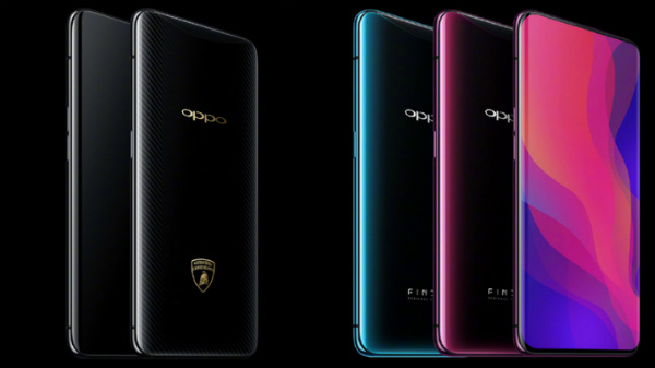 Oppo Find X announced with sliding cameras, 512GB storage and more
