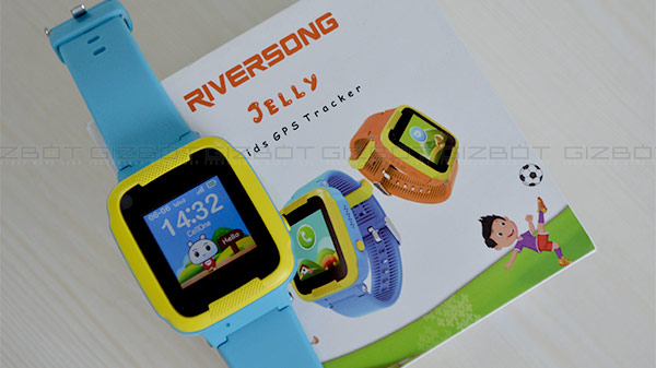 Riversong Jelly review: A must-have kids GPS tracker
