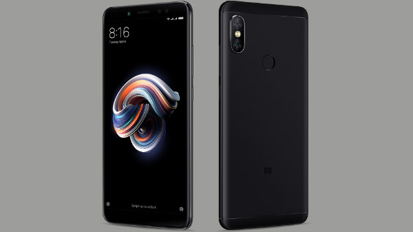 Xiaomi Redmi Note 5 Pro can now record 1080p videos at 60fps