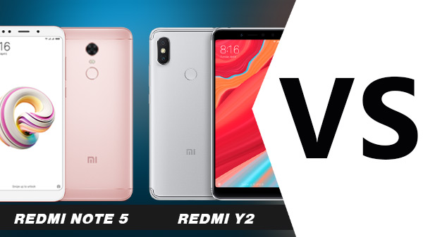 Xiaomi Redmi Note 5 Vs Xioami Redmi Y2: Which one to choose?