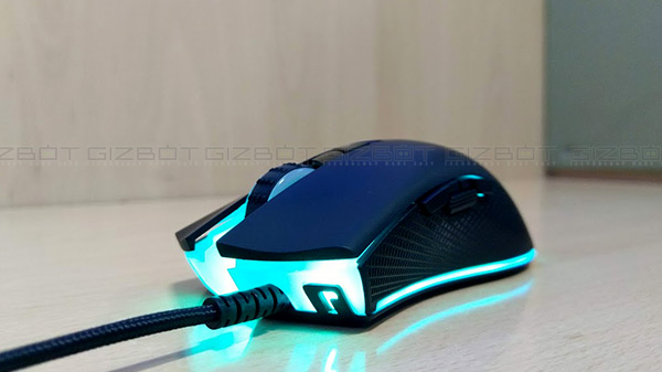 Zebronics Phobos Review: A good entry level and customizable gaming mouse