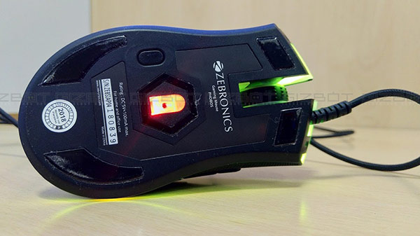 Zebronics Phobos Review: A good entry level and gaming mouse