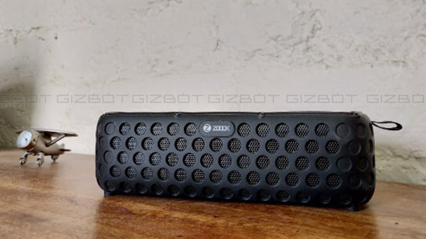 Zoook ZB-Solar Muse Bluetooth Speaker Review