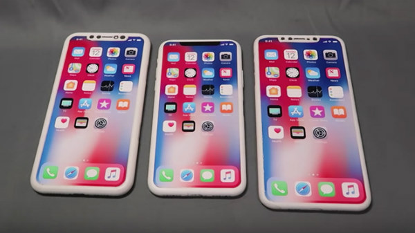 Apple to launch three iPhones in 2018 with 4 GB RAM and A12 chipset