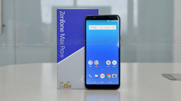 Asus Zenfone Max Pro M1 first impressions