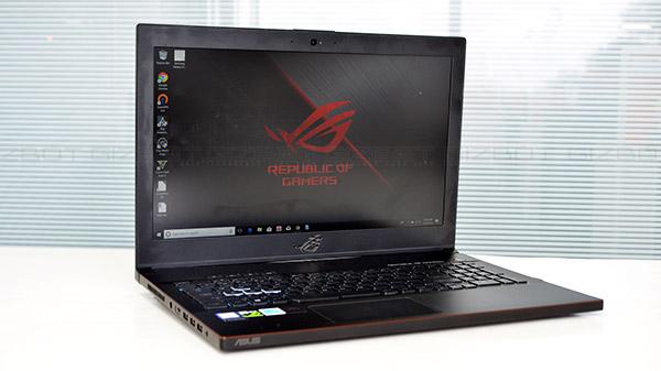 ASUS ROG Zephyrus M GM501 gaming laptop review