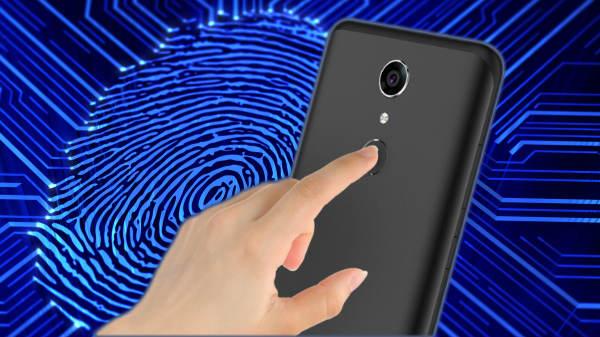Best Fingerprint scanner smartphones Under Rs 10000