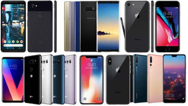 Best smartphones to buy under Rs. 65,000 in India