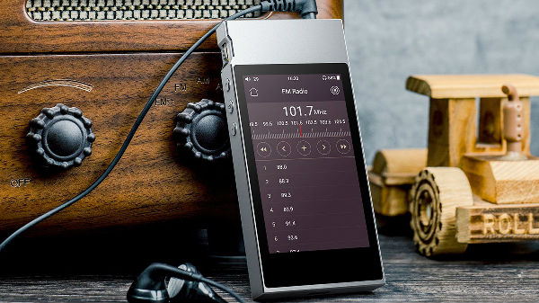 Fiio launches  world's first music player with USB Type-C port