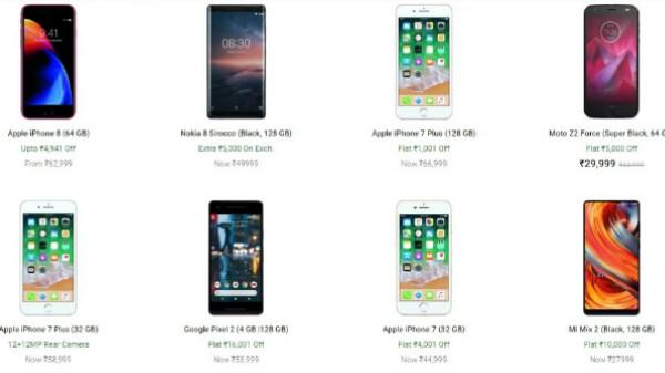 Flipkart Big Shopping Days: Get heavy discounts on premium smartphones