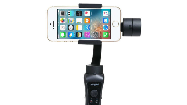 Digitek launches DSG 005 3-Axis Smartphone Gimbal Stabilizer in India