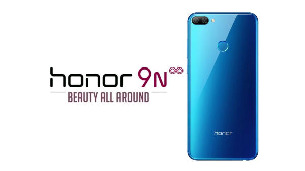 Honor 9N expected to launch in India under Rs 20,000