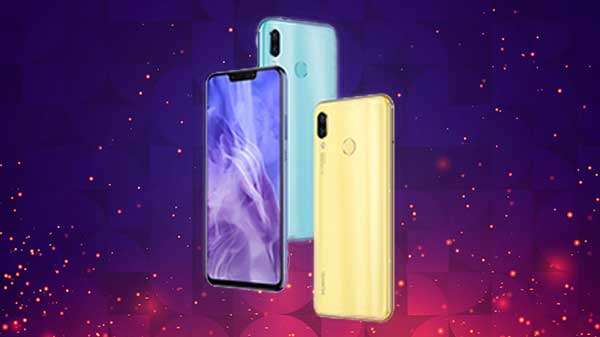 Huawei Nova 3 goes official with quad cameras, 3D Qmoji and more