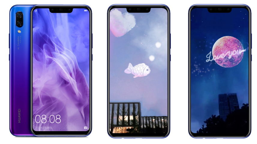 Huawei nova 3 Vs other 6GB RAM smartphones