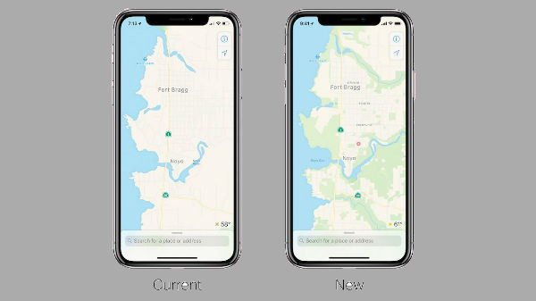 Apple releases third Beta of iOS 12 to Developers with redesigned maps