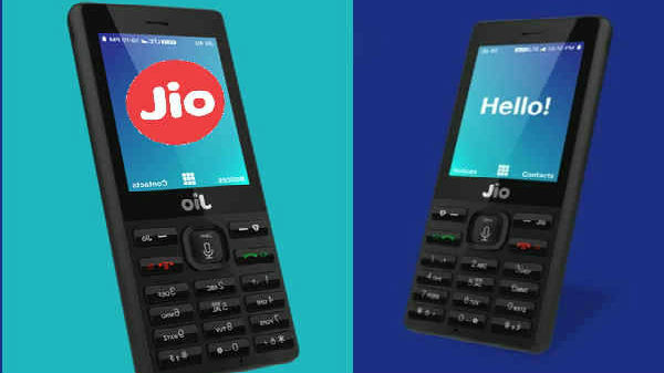 JioPhone receives the support for Google Maps